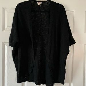 Mossimo Supply Co Dolman Sleeves Cardigan Size M